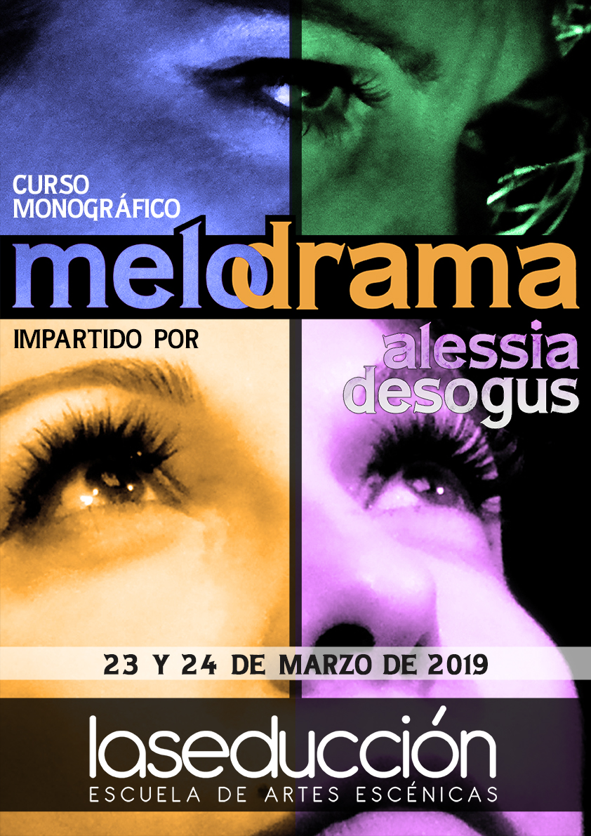 CARTEL MELODRAMA SD